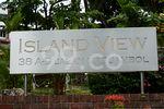 Island View - Logo