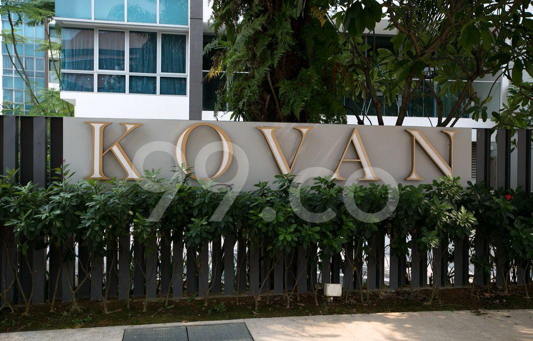 Kovan Residences  Logo