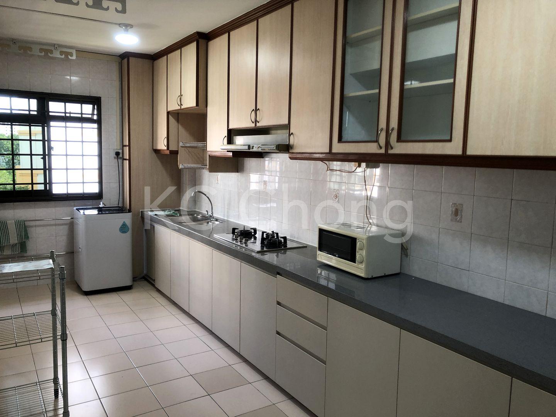 Blk 625 Jurong West St 61  Kitchen