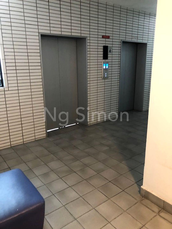 Unit Floor Lifts (X2)