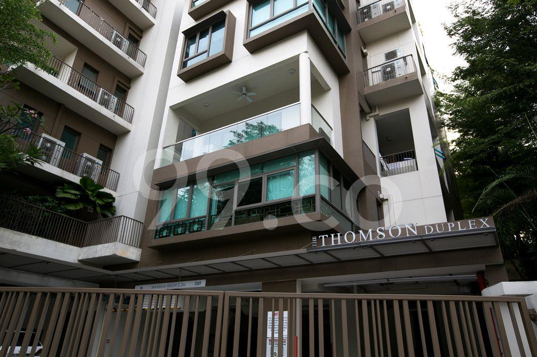 The Thomson Duplex  Logo