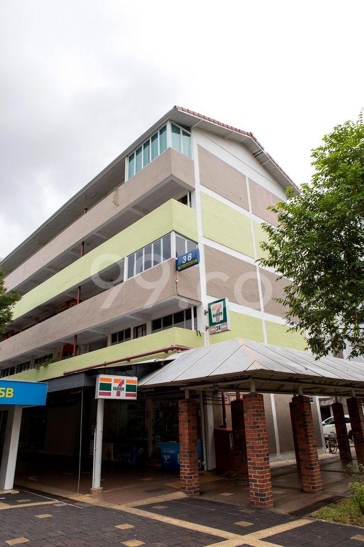 Block 38 Jurong East