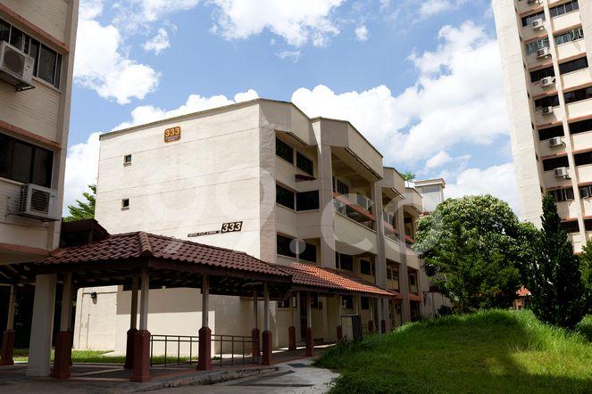 HDB-Jurong East Block 333 Jurong East