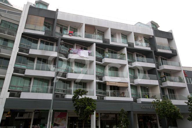 Suites 123 Suites 123 - Elevation