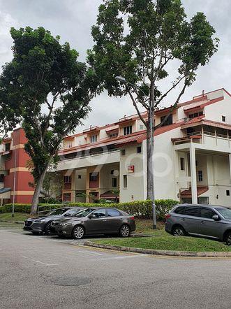 HDB-Hougang Block 122 HDB-Hougang