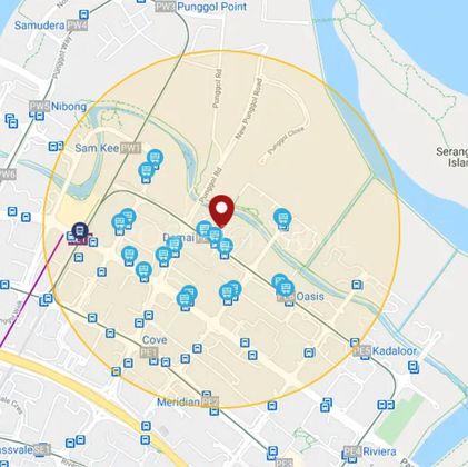 MRT MAP LOCATION