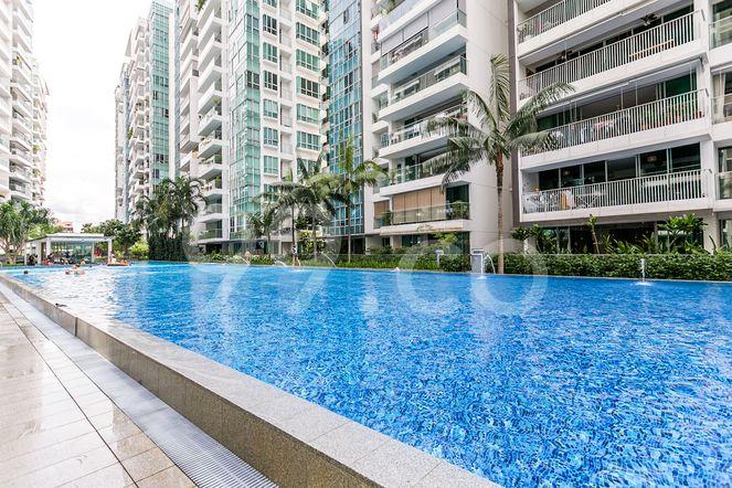 Kovan Residences Pool