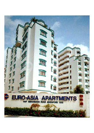 Euro-Asia Apartments Euro-Asia Apartments - Cover