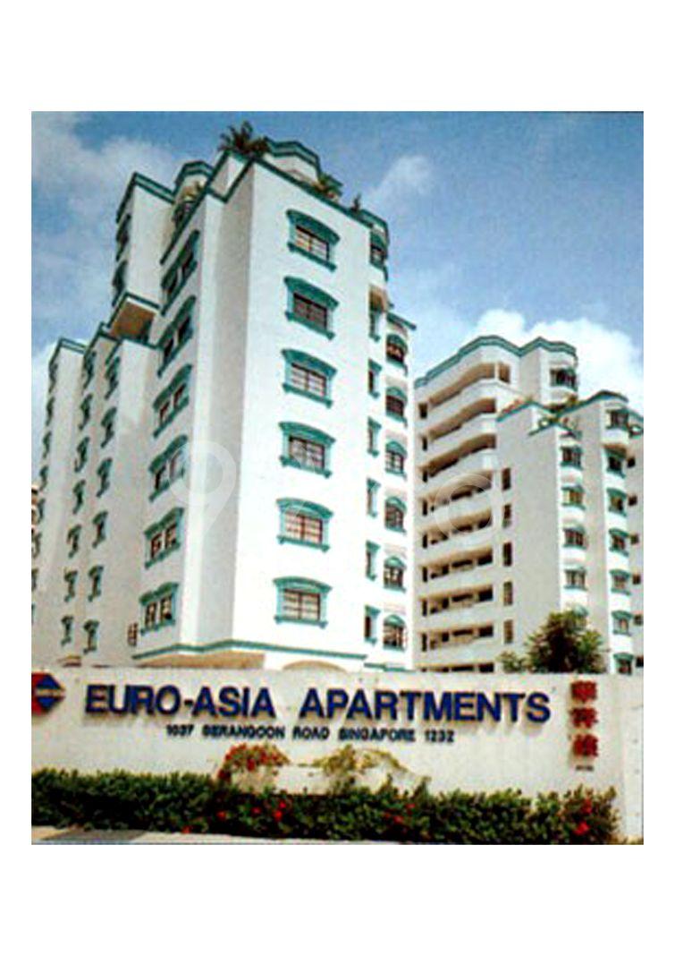 EuroAsia Apartments  Cover
