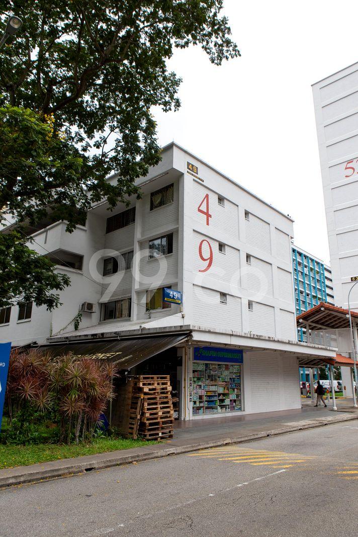 Block 49 Jurong East