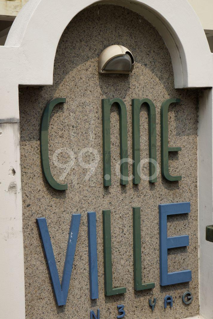 Canne Ville  Logo
