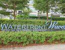 Waterfront Waves Waterfront Waves - Logo