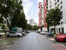 HDB-Jurong East Block 246 Carpark Jurong East