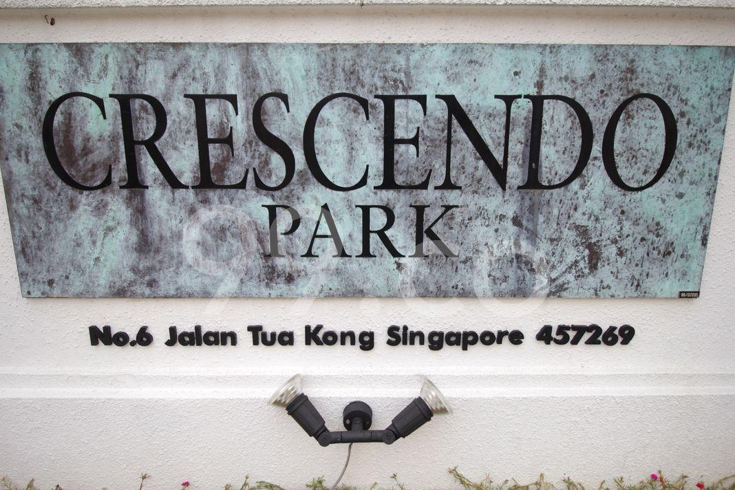 Crescendo Park  Logo