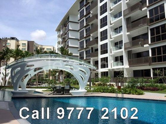 THE INFLORA, 2Rms + Balcony (near Simei / Tampines / Singapore Expo MRT)