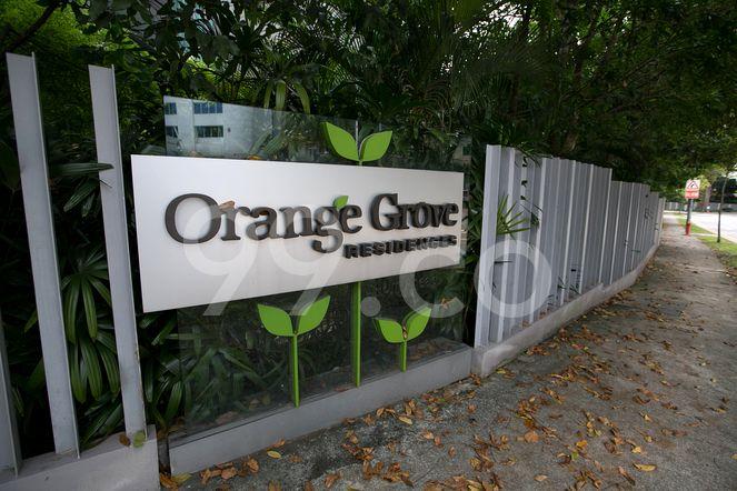 Orange Grove Residences Orange Grove Residences - Logo
