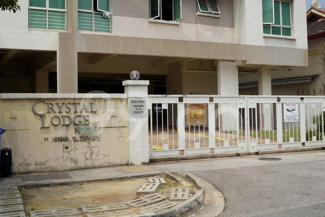Crystal Lodge Crystal Lodge - Entrance