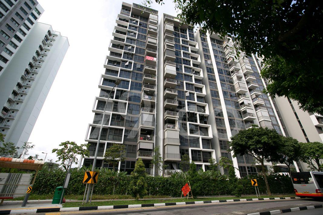 Blossom Residences  Elevation