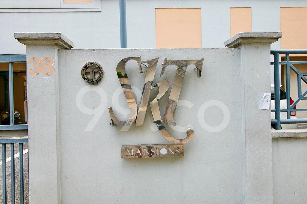 Skt Mansions  Logo