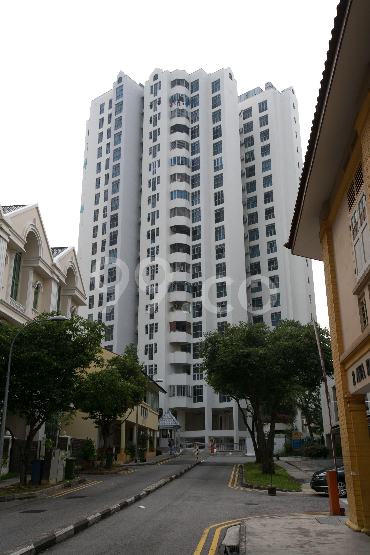 Ava Towers Ava Towers - Elevation