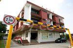 Sai Ho Building - Elevation