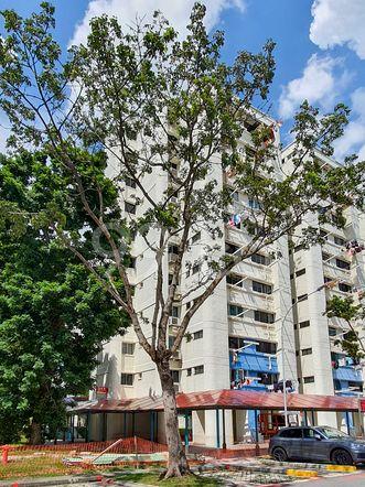 HDB-Hougang Block 317 HDB-Hougang