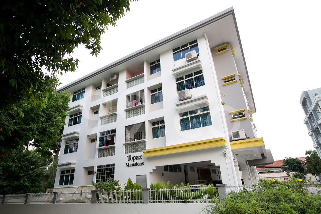 Topaz Mansions  Elevation