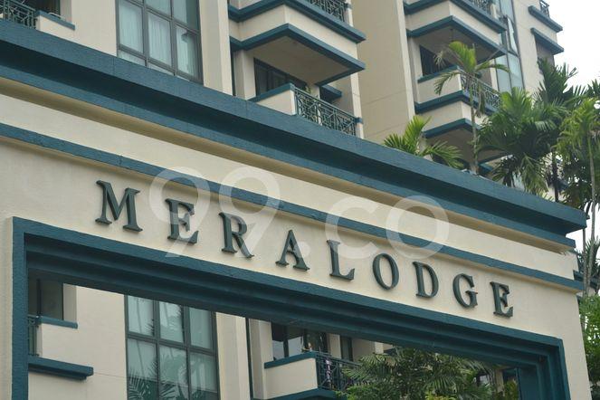 Meralodge Meralodge - Logo
