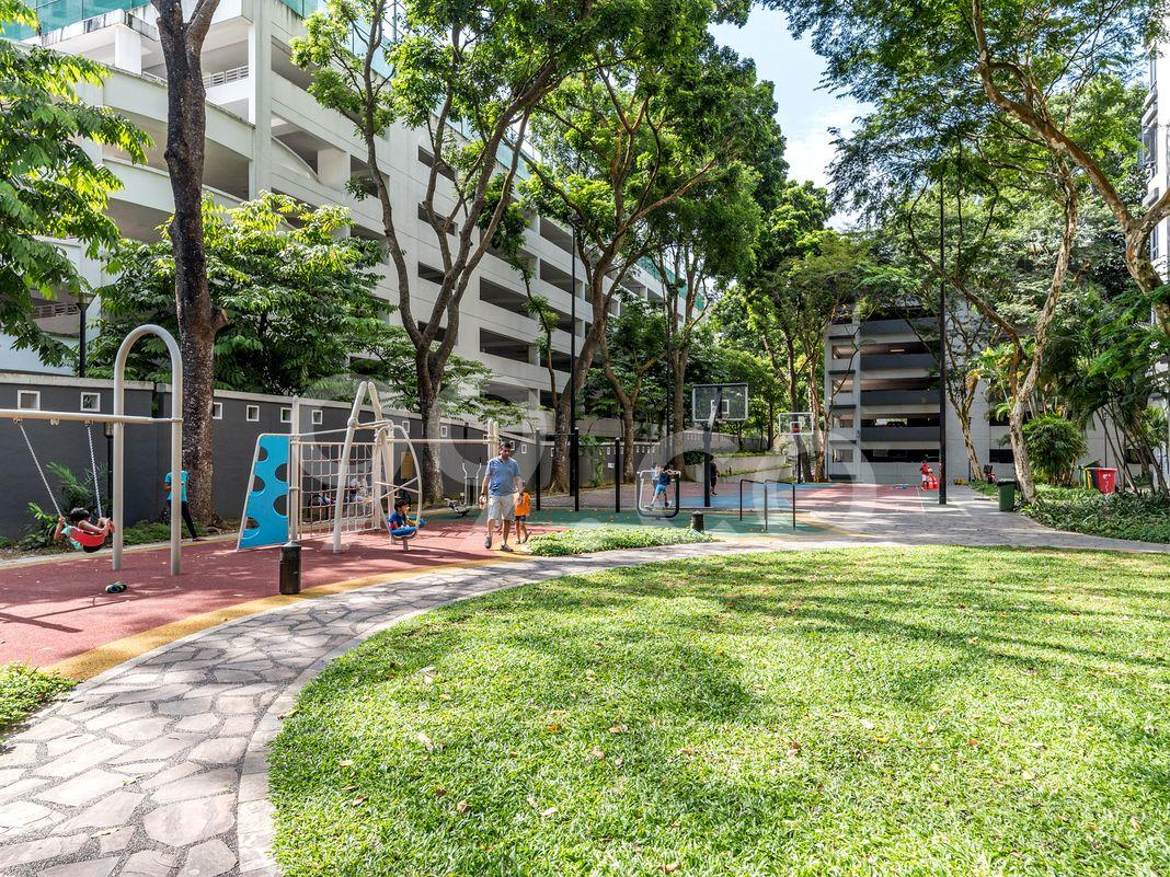 Regent Heights  Playground