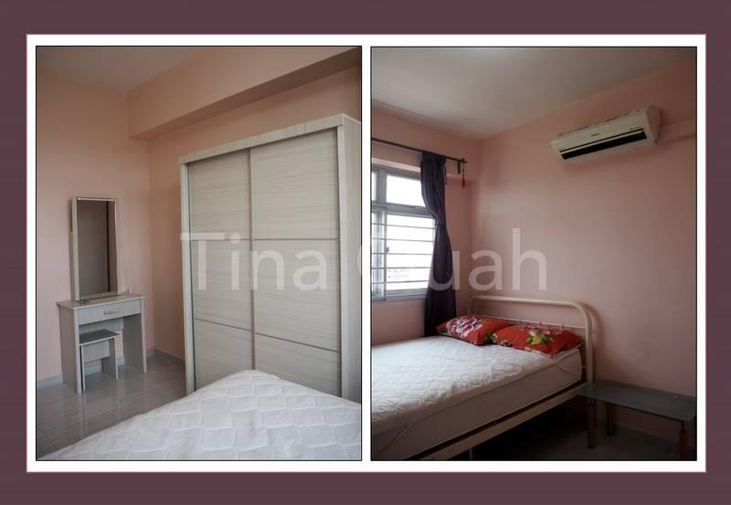 Bedroom 2 - Aircon unit