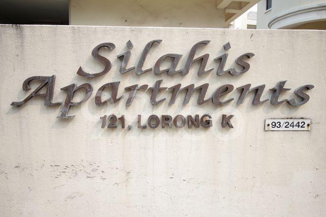 Silahis Apartments Silahis Apartments - Logo