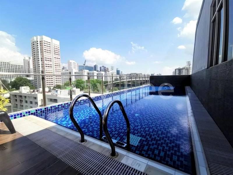 Cavan Suites - Swiming Pool