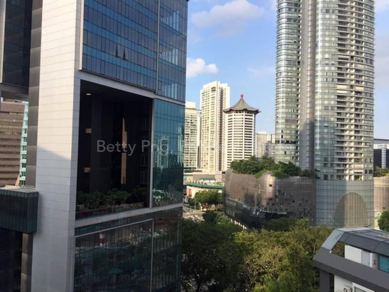 Skyline @ Orchard Boulevard City View