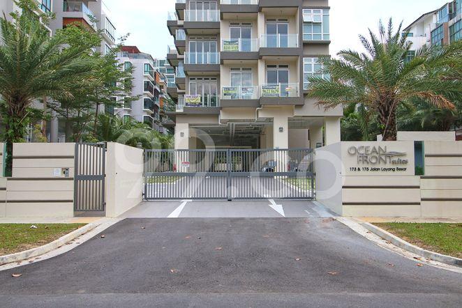 Ocean Front Suites Ocean Front Suites - Entrance