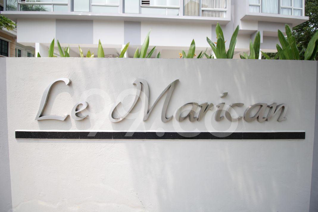 Le Marican  Logo