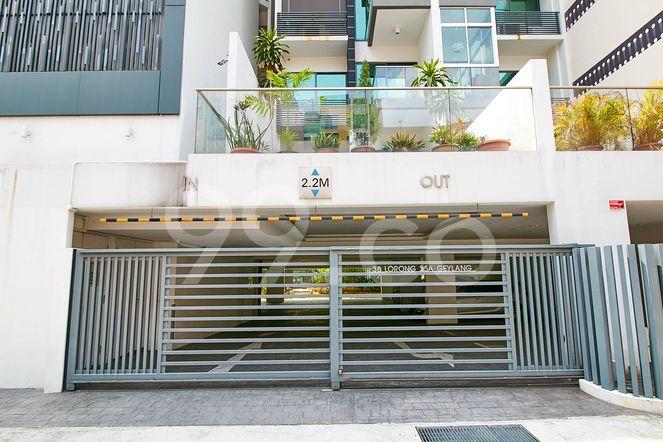 Centra Suites Centra Suites - Entrance