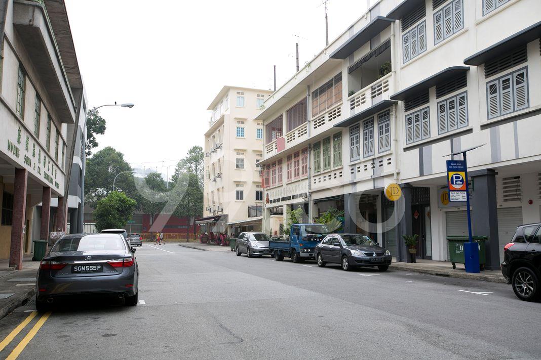 Cavan Suites  Street