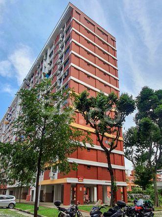 HDB-Hougang Block 433 HDB-Hougang