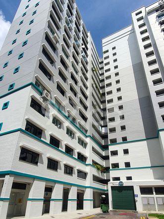 HDB-Hougang Block 568 HDB-Hougang