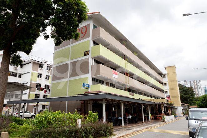 HDB-Jurong East Block 39 Jurong East