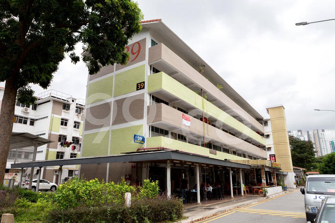 Block 39 Jurong East