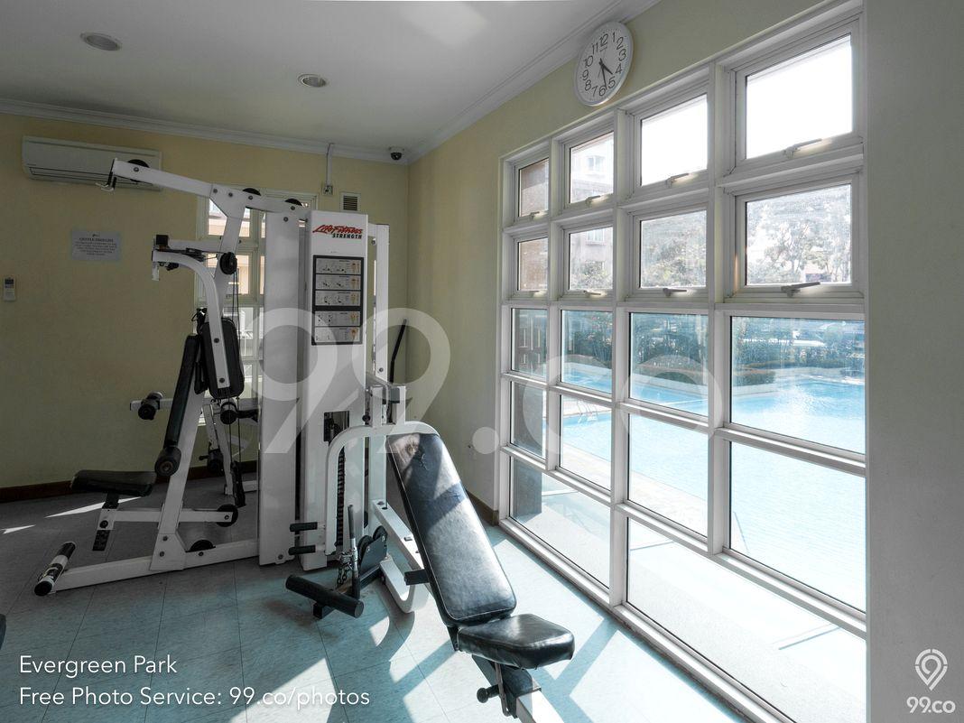 Evergreen Park  Gym
