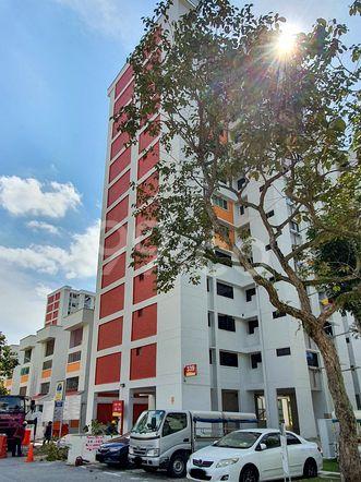 HDB-Hougang Block 339 HDB-Hougang