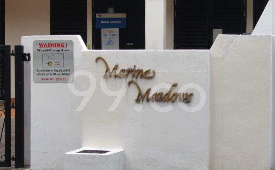 Marine Meadows  Logo