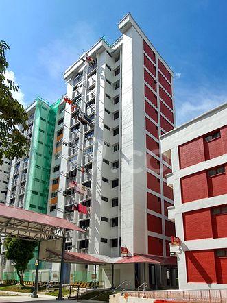 HDB-Hougang Block 337 HDB-Hougang