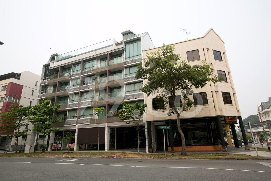 Citigate Residence  Elevation