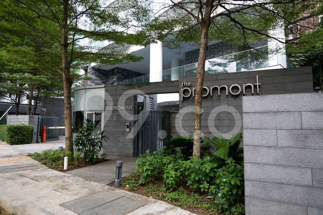 The Promont The Promont - Entrance