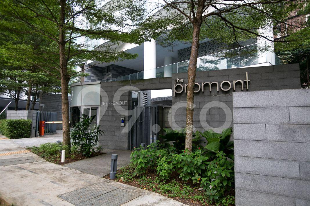 The Promont  Entrance