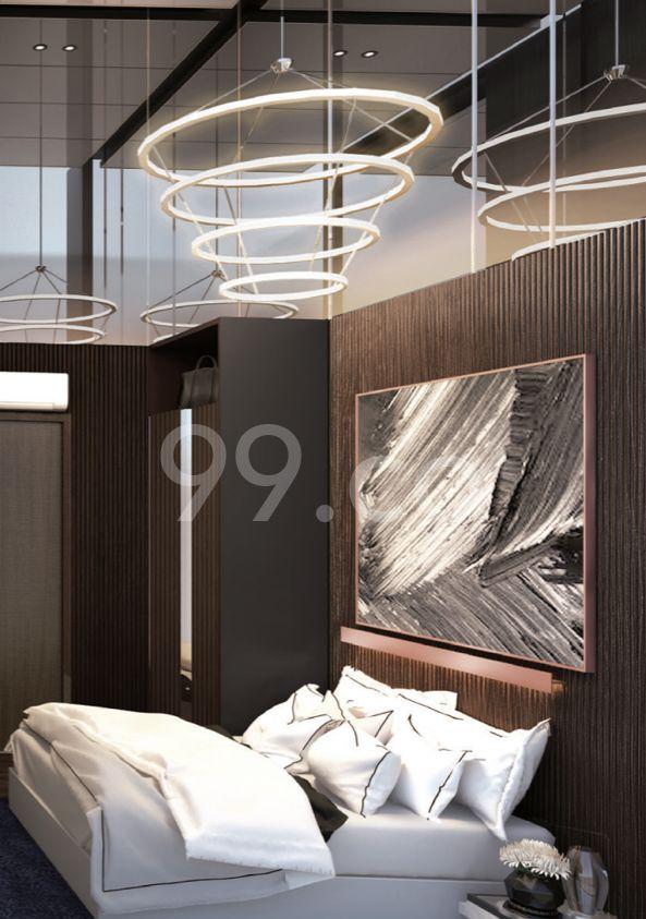 120 Grange Bedroom