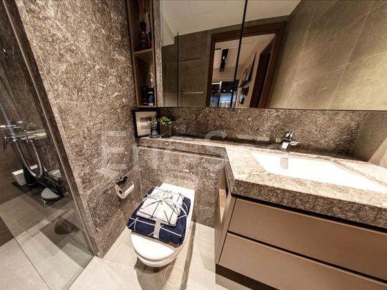 Master Room Toilet. Showroom virtual phot.